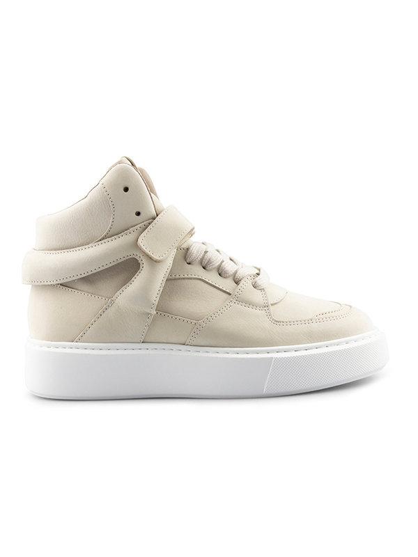 Deabused Chloé Sneaker Off White Nubuck