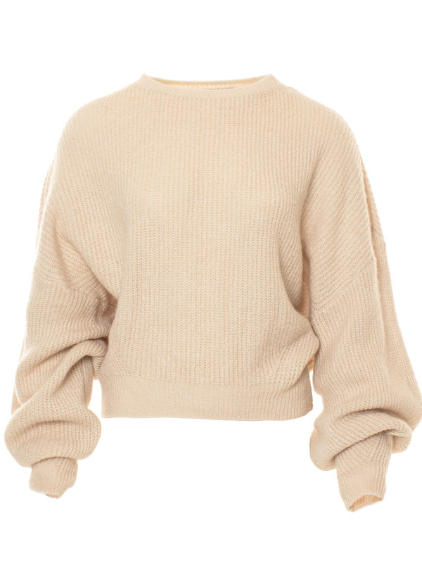 By Sara Collection Knit Danielle Beige