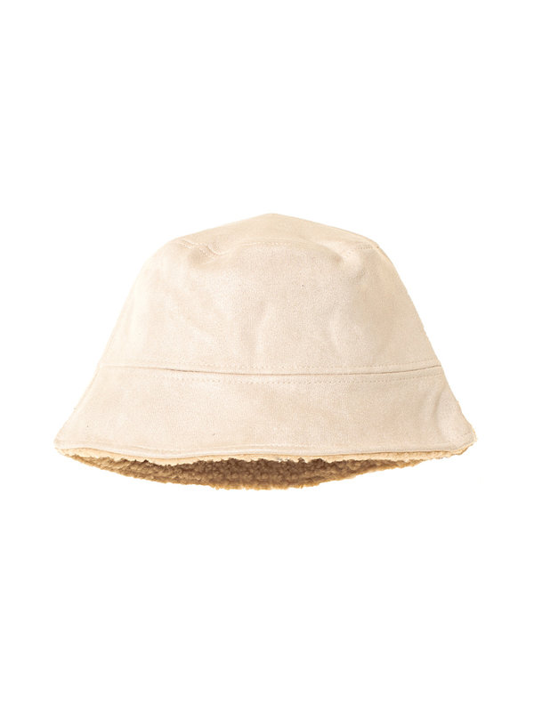 By Sara Collection Reversible Bucket Hat Sophie Beige