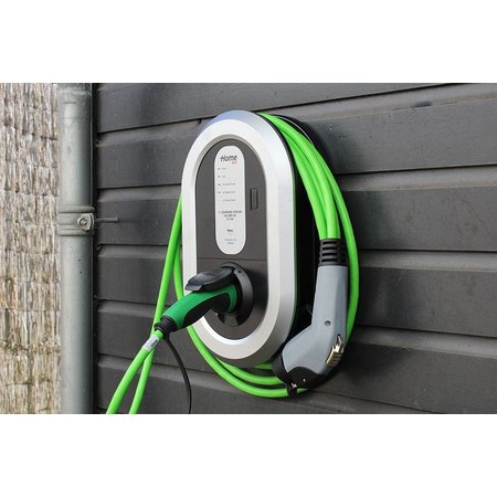 Ratio EV Laadstation type 2 Outlet 16A