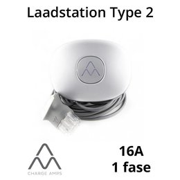 Charge Amps Halo Laadstation type 2, 1 fase 16A