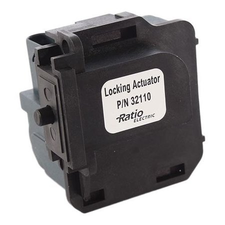 Ratio Locking Actuator (Laadkabel vergrendeling)