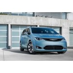 Laadstation Chrysler Pacifica Plug-in Hybrid