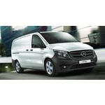 Laadstation Mercedes-Benz e-Vito