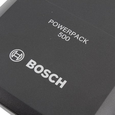 Bosch Accu 36V PowerPack 500 Performance - Drager - 13,4Ah - 482Wh Antraciet