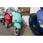 Acculaders voor elektrische scooter of scootmobiel