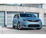 Laadkabel Chrysler Pacifica