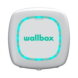 Wallbox Pulsar Plus 7,4 kW - EV Laadstation Wit type 1, vaste laadkabel