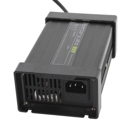 BatteryLabs MegaCharge LZ 24V 3A - XLR Stekker