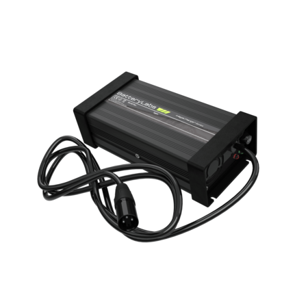 BatteryLabs MegaCharge Lithium-ion 12V 10A - XLR stekker