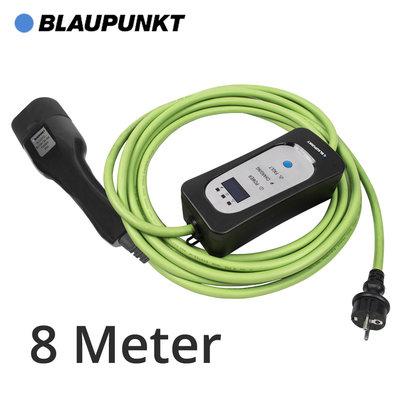 Blaupunkt Mobiele lader type 2 - 8 meter