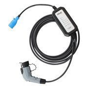 Ratio Mobiele lader type 1 naar CEE - 6 meter