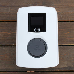 Alfen Eve Single Pro-line - 3 x 16A - Socket - RFID - E-Flux