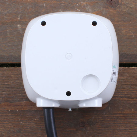 Wallbox Pulsar 11 kW - EV Laadstation Wit type 2 met vaste rechte laadkabel