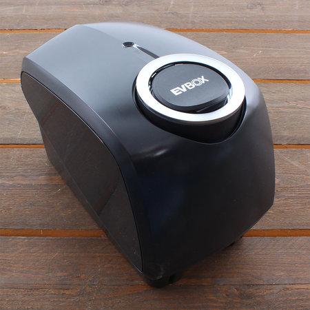 EVBox Elvi 3-fase 32A 22kW Socket Wi-Fi/kWh/UMTS Zwart