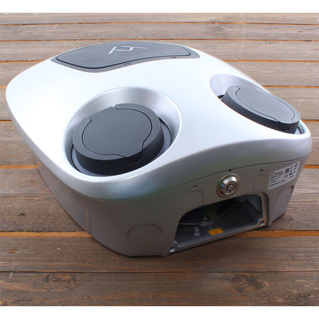 Charge Amps Aura | Dubbel laadstation/ Twee outlets