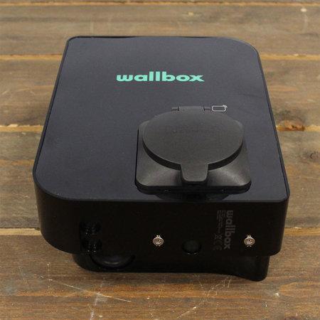 Wallbox Copper SB 22 kW - EV Laadstation outlet