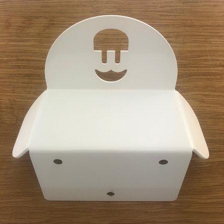 Wallbox Kabelhouder voor laadkabel - Wit