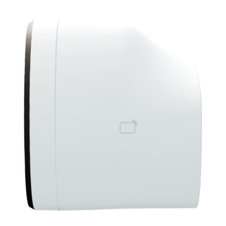Wallbox Commander 2 - Type 1 - 7,4kW - Wit - 5 meter laadkabel