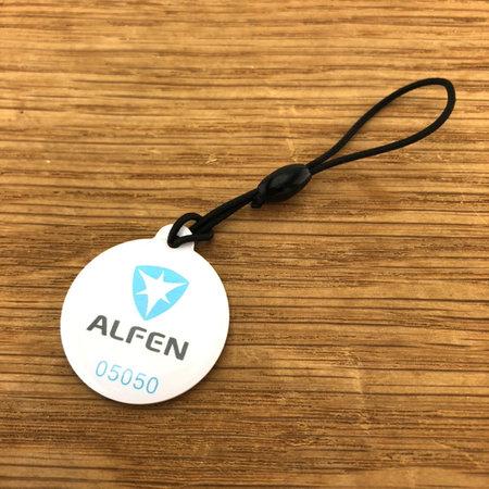 Alfen Sleutelhanger/ Druppel met RFID