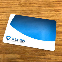 Alfen Laadpas met RFID