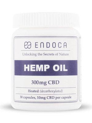"Endoca Bio 3 % CBD Kapseln ""Hanf-Öl"""