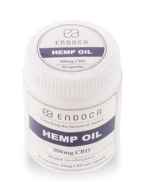 "Endoca Endoca Bio 3 % CBD Kapseln ""Hanf-Öl"""