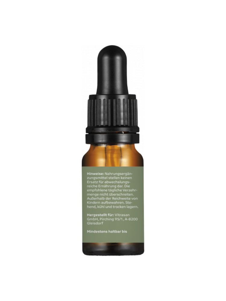 CBD-Vital Bio Naturextrakt Premium 10%  CBD