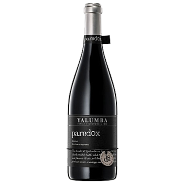 Yalumba DS Paradox Shiraz nog 1 fles op voorraad