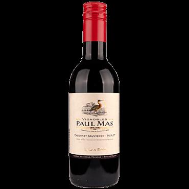 Paul Mas Cabernet Sauvignon - Merlot 0.25L klein flesje