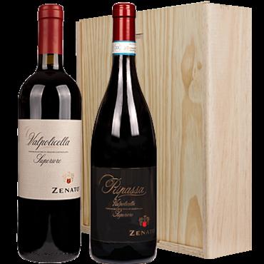 Wijnkado Italië Zenato Ripassa & Valpolicella