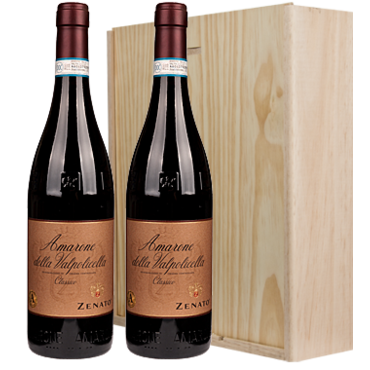 Wijnkado Italië Zenato Amarone