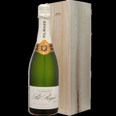 Champagne kado Pol Roger Brut Reserve