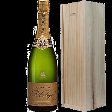 Champagne kado Pol Roger Champagne Rich Demi Sec