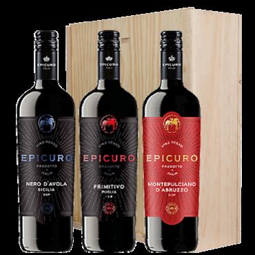 Wijnkado Italië Epicuro