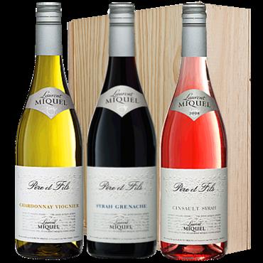 Wijnkado Zuid-Frankrijk Laurent Miquel