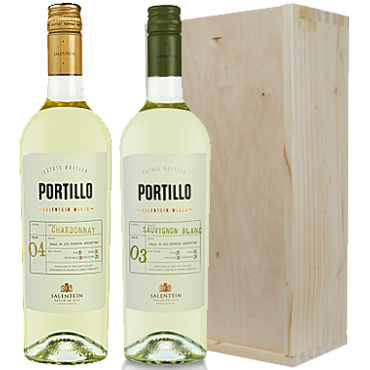 Wijnkado Argentinië Portillo
