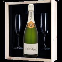 Champagne kado Pol Roger Brut