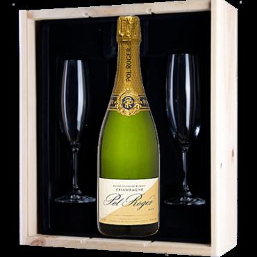 Champagne kado Pol Roger Rich (Demi-Sec)
