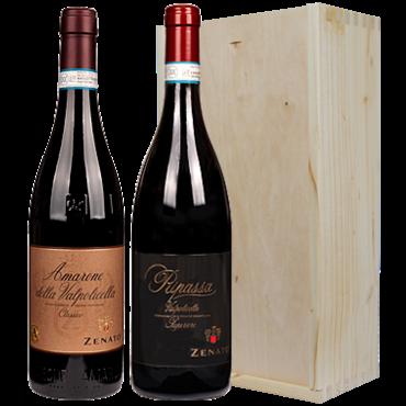 Wijnkado Italië Zenato Amarone & Ripassa