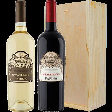 Wijnkado Farina Appassilento Bianco & Rosso