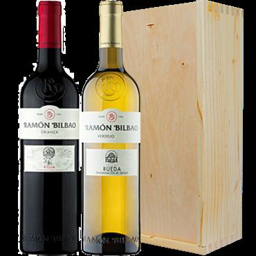 Wijnkado Ramon Bilbao Crianza & Verdejo