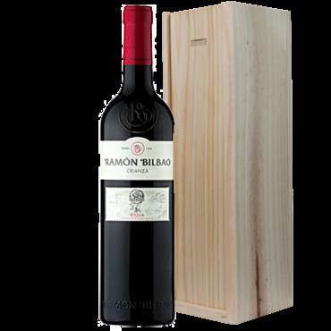 Wijnkado Ramon Bilbao Crianza