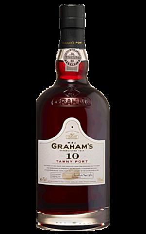 Graham's Port Graham's 10 Years Old Tawny Port