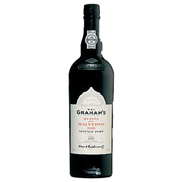 Graham's Malvedos Vintage Port 2001