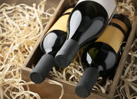 Losse verpakkingen en Wijnkistjes
