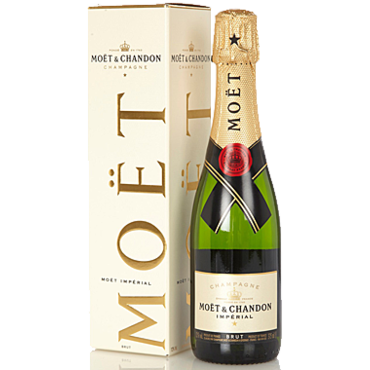 Moët & Chandon Champagne Brut Imperial 375 ml in Giftbox