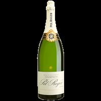 Pol Roger Champagne Brut Reserve JEROBOAM  (3 liter)