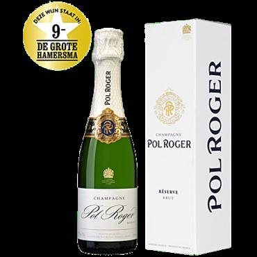 Pol Roger Champagne Brut Reserve 37,5 cl
