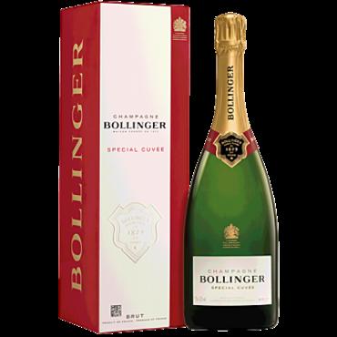Bollinger Champagne Special Cuvée Brut in luxe geschenkdoos